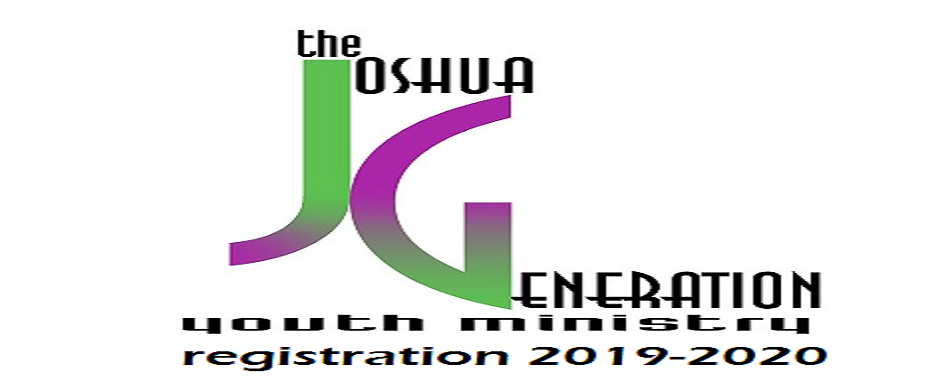joshua-generation-youth-ministry-2019-2020-registration
